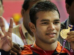 United World Wrestling Clears Narsingh Yadav S Name For Rio Olympics
