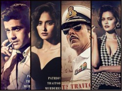 Rustom Movie Review A Flat Dull Movie Only Akshay Kumar Is Shinning