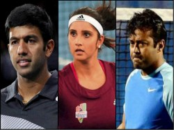 Rio Olympics 2016 Sania Prarthana Bopanna Paes Pair Goes Down
