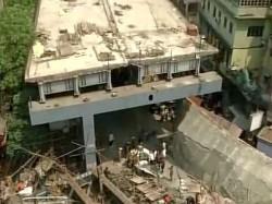 Iit Committee Submitted Reasons Vivekananda Flyover Collapse Kolkata