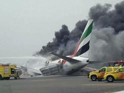 Emirates Plane From Thiruvananthapuram Crash Lands In Dubai Passenger