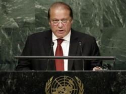 India Slams Nawaz Sharif Un Speech Says Burhan Wani Reference Shocking
