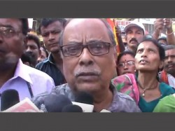 Ashok Bhattacharya Faces Agitation Tmc Due To No Water Siliguri 4 Days