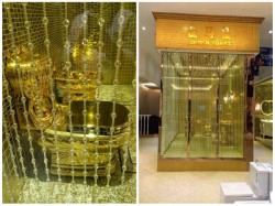 This Museum Is Inviting Viewers Use An 18 Karat Gold Toilet