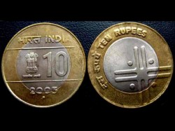Refusing Rs 10 Coin Up May Invite Sedition Case