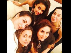 Kareena Kapoor Spotted Partying With Her Girl Gang