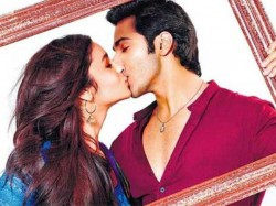 Varun Dhawan Gets Drunk On Set Kisses Alia Bhatt