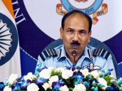 Pok Would Have Ours If We Opted Military Solution Iaf Chief Arup Raha