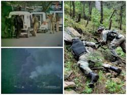 Terror Attack At Army Base Jammu Kashmir S Uri Gunbattle On