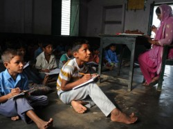 India 50 Years Behind On Education Goals Says Un Report