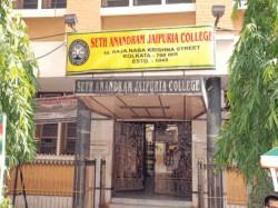 Jaipuria College Principal Beaten Masked People Identified