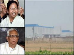 Mamata Govt Starts Dismantling Tata Car Factory Singur