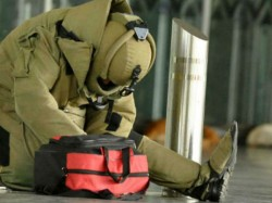 Ied Found Hidden Bag On Howrah Platform