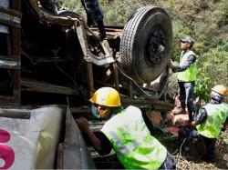 Midnapore Bus Accident Driver Gone Through Critical Surgery Sskm