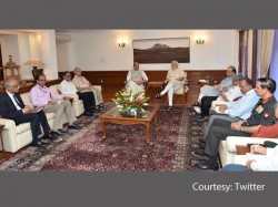 Blood Water Can T Flow Together Pm Modi Chairs Meeting On Iwt