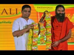 Baba Ramdev Patanjali Ceo Acharya Balakrishna Is A Billionnaire