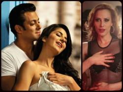 Salman Khan S Closeness With Katrina Kaif Bothering Iulia Vantur