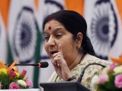 Sushma Swaraj Address Un Today Strong Response Pakistan Expected