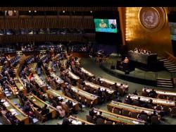 J K Finds No Mention Ban Ki Moon S Unga Speech Despite Pakistan Effort