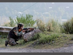 Terrorists Killed Encounter With Army Jammu Kashmir S Uri