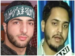Tale Of Another Wani Kashmir Not Burhan Bsf Recruit Nabeel Wani