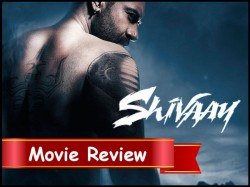 Shivaay Movie Review Ajay Devgan