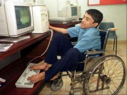 Kharagpur Iit Researchers Invented Softwar Help Cerebral Palsy Patient
