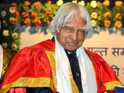 Pm Modi Pays Tribute Apj Abdul Kalam On 85th Birth Anniversary