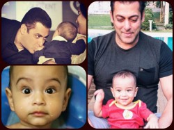 Salman Khan S Picture With Ahil Will Take Away Your Monday Blues
