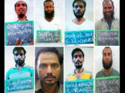 Details Of 8 Simi Terrorists Who Escaped From Jail Killed In Encouter
