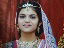 Year Old Jain Girl Dies Hyderabad After Fasting 68 Days