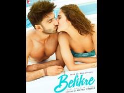 Ranveer Singh S Befikre Trailer Released