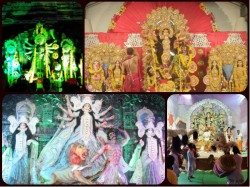 Durgapujo Celebration Outside Bengal