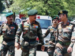 Army Chief Dalbir Singh Visit Kashmir To Review Security Situation