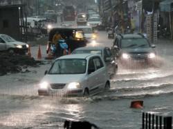 Heavy Rainfall Started At Uttarbonga