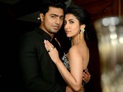 Finally Dev Gears Up Launch Girlfriend Rukmini Moitra
