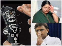 Up Tamil Nadu Politics Affair With Black Magic