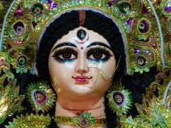 In Pics Durga Puja Celebrations At Kolkata