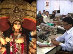 Durga Puja Bengalis Non Stop Celebrations Do They Lack In Work