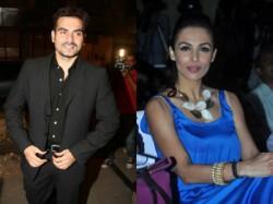 Malaika Arora Khan Arbaaz Khan Have Dinner Date
