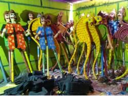 Hindustan Park Sarbojanin Durga Pujo
