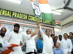 Humayun Kabir Rejoins Congress