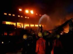 Devastating Fire Jyoti Cinema Hall Sabotage Could Be The Reason