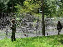 Uri Terrorists Used Ladders Scale Loc Fence