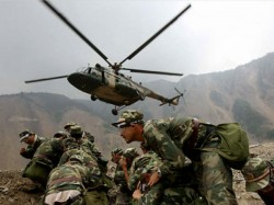 Indias Claim Surgical Strike Is Propaganda Villgers In Pok Told