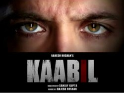 Hrithik Roshan Acted Kaabil Trailer Released