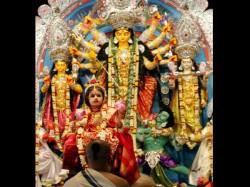 Durga Pujo Special Kumari Puja At Belur Math