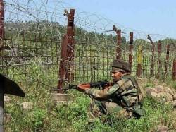 Pakistan Violates Ceasefire Along Loc Nausera