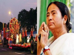 Next Year With 75 Durga Idol Procession Will Held Mamata Banerjee