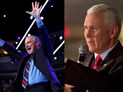 Republican Vice President Candidate Mike Pence Wins Debate